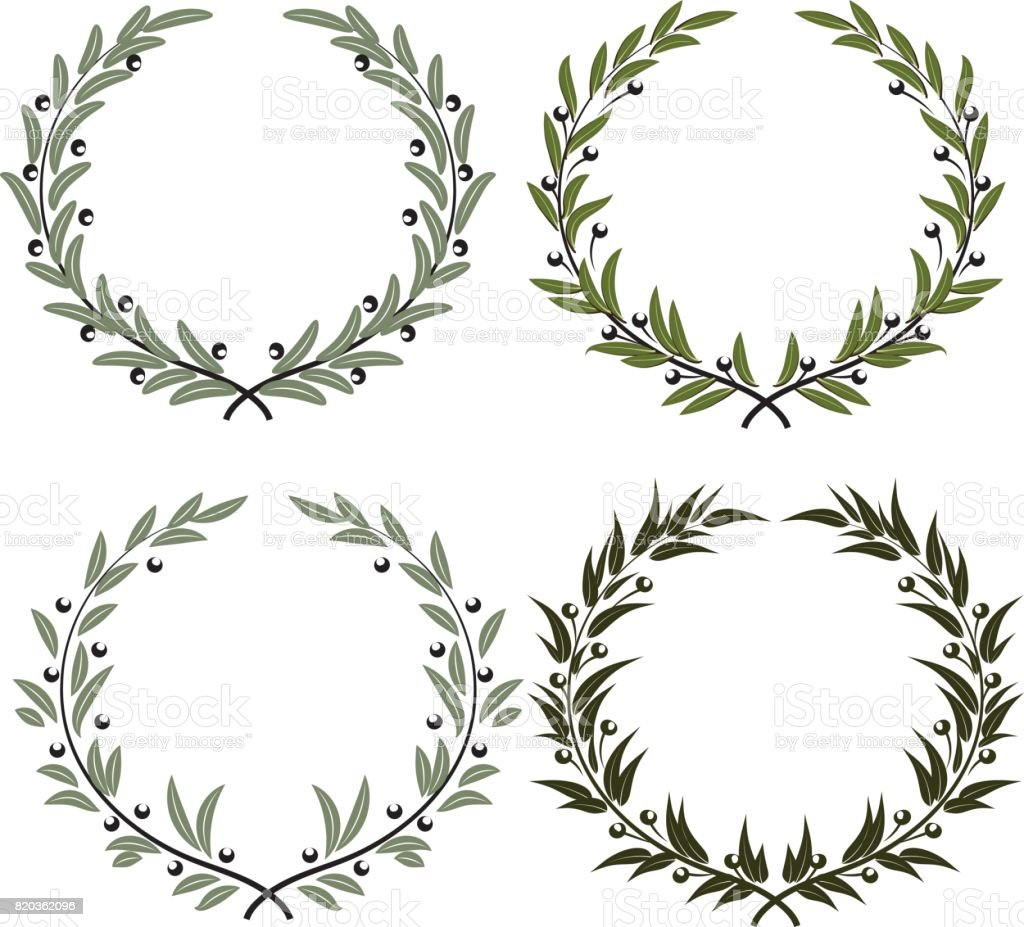 how to make a real laurel wreath crown