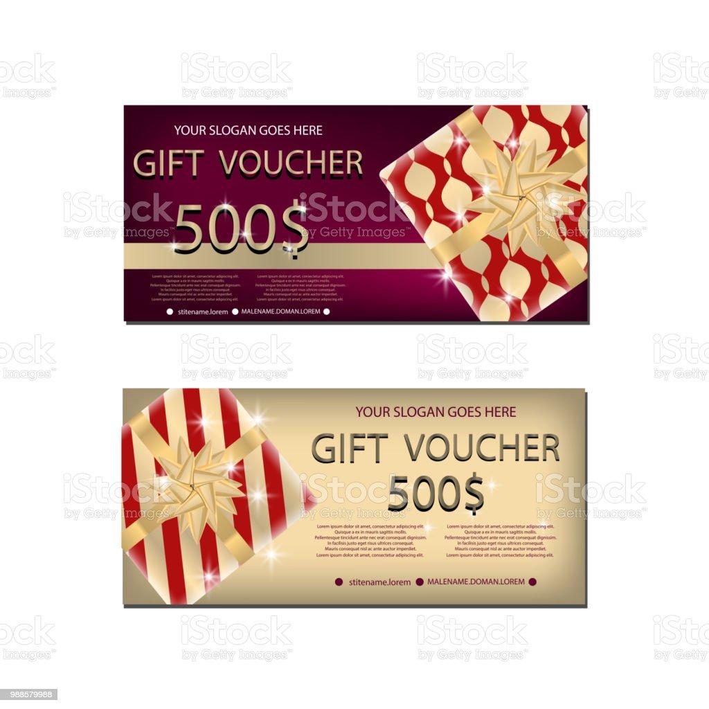 Caja de regalo /& mapa cupón dinero vale de regalo tarjeta box rojo con lazo