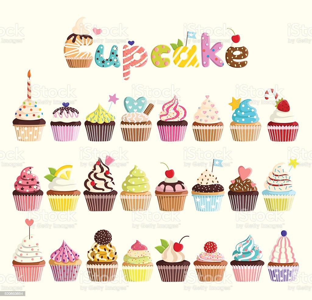 ケーキ イラスト かわいい