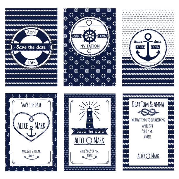 Marine Wedding Invitations: Royalty Free Rsvp Icon Clip Art, Vector Images
