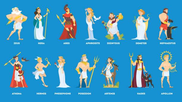 Greek Mythology Clipart & Free Greek Mythology Clipart.png Transparent  Images #48475 - PNGio