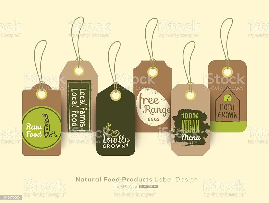 set of organic healthy food tag and label sticker design stock illustration download image now istock https www istockphoto com vector set of organic healthy food tag and label sticker design gm515475060 88538239
