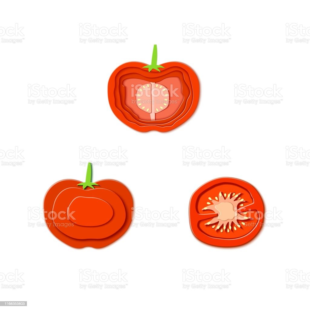 Learn How to Make a Tomato-Shaped Origami Box | Diy origami ... | 1024x1024