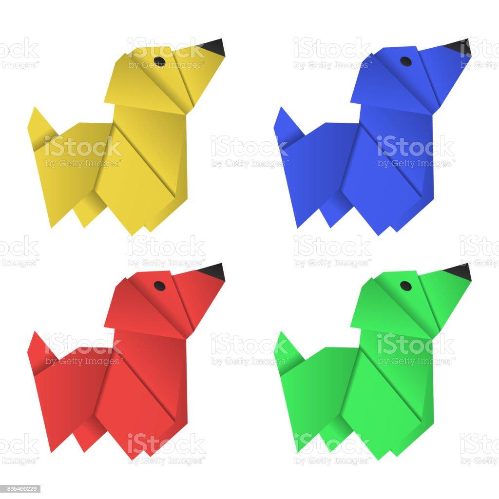 Origami Dog Tutorial: Labrador (Steven Casey) - YouTube | 1024x1024