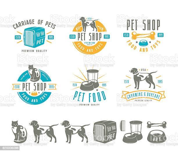 Set of pet care labels badges and design elements vector id620006096?b=1&k=6&m=620006096&s=612x612&h=s lxgjc7g5wdyiw1htfuvwhgmmcqgw6eualemy6s0og=