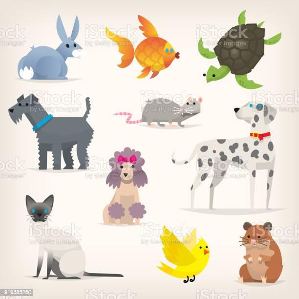 Set of pets 2 vector id919585250?b=1&k=6&m=919585250&s=612x612&h=sdrw1gy3baavephb2tleimqkygrbjzqpnzo4ala9rla=