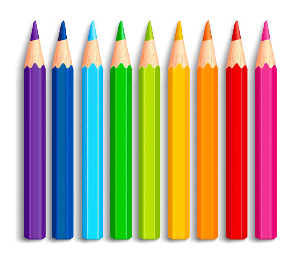 Best Pencil Illustrations, Royalty-Free Vector Graphics ...Crayon Markers Clipart