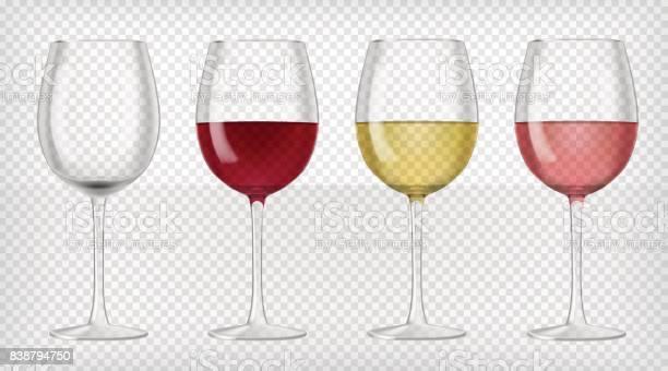 Set of realistic transparent wine glasses vector id838794750?b=1&k=6&m=838794750&s=612x612&h=6t94b24w9um  ecifncqcagpytkhqjsjn mgqiqgkek=