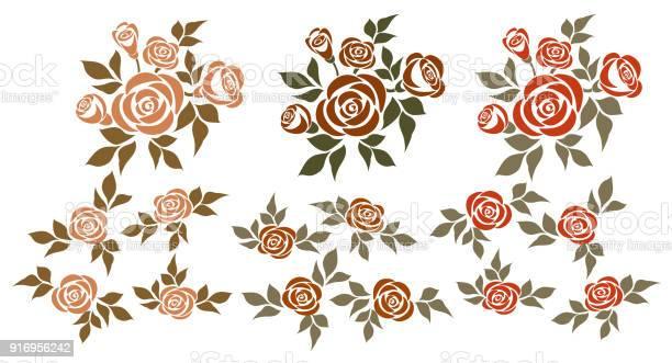 Set of roses vector id916956242?b=1&k=6&m=916956242&s=612x612&h=zqannvypudpjycfcvbbmxtw7c yqteyawbpcqgghmb8=