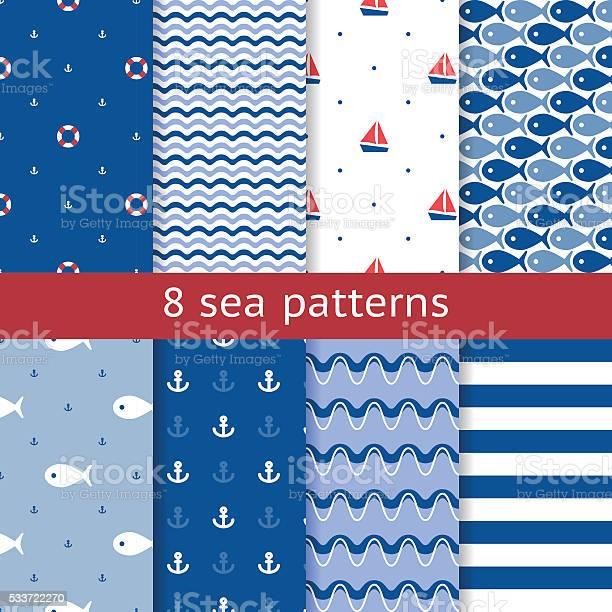 Set of seamless sea patterns vector id533722270?b=1&k=6&m=533722270&s=612x612&h=xjhmu0ybye6k1dzhxkittyj zuo4ox785wuvqjwk7ko=