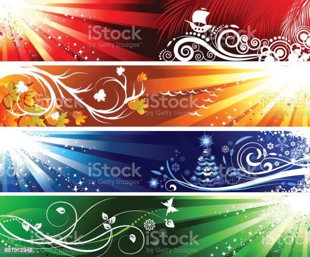 Set of season banners vector id691572946?b=1&k=6&m=691572946&s=612x612&h=myhtpykl mh1gmjcv7 mchvu7iyrtt1jaxv8p7k8bt0=