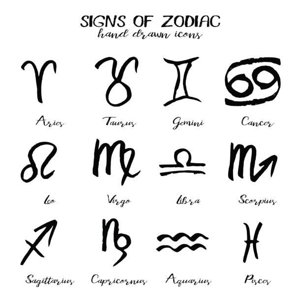 Skorpion Wasserzeichen Vektorgrafiken Und Illustrationen Istock