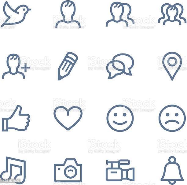 Set of simple social media icons vector id476101807?b=1&k=6&m=476101807&s=612x612&h=1nqbxphzmhc9cjecl44sjkwbwjaeuah0qa4qq1fggtg=
