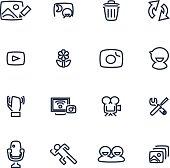 Vector File of Camera Icon