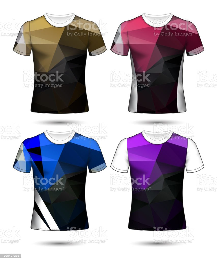 Polo T Shirt Template Illustrator Free Download