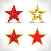Set of stars.