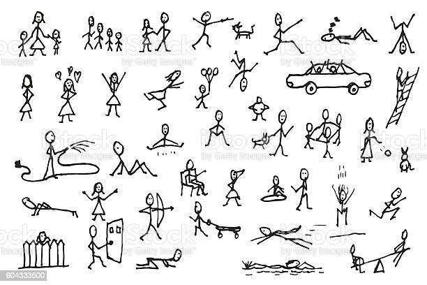 Set of stick figures in motions vector id604333500?b=1&k=6&m=604333500&s=612x612&h=khpaejjzgzxqpk9hwniwy xhlih24qaf2gvnxyw76au=
