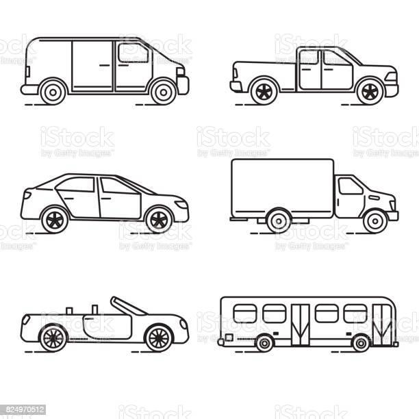 Set of thin line transportation icons vector id824970512?b=1&k=6&m=824970512&s=612x612&h=6qxg7bnceaggkfdcsuaumanibt8zejwo16xuuyr ixq=