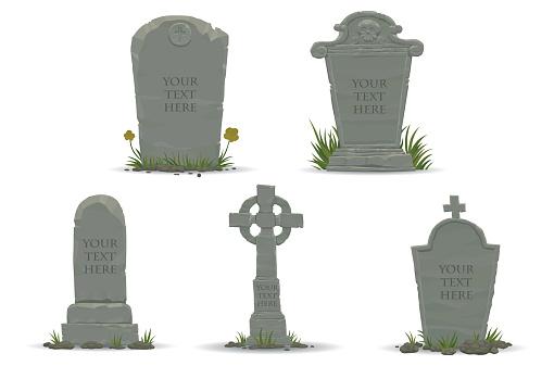 Set of Tombstones