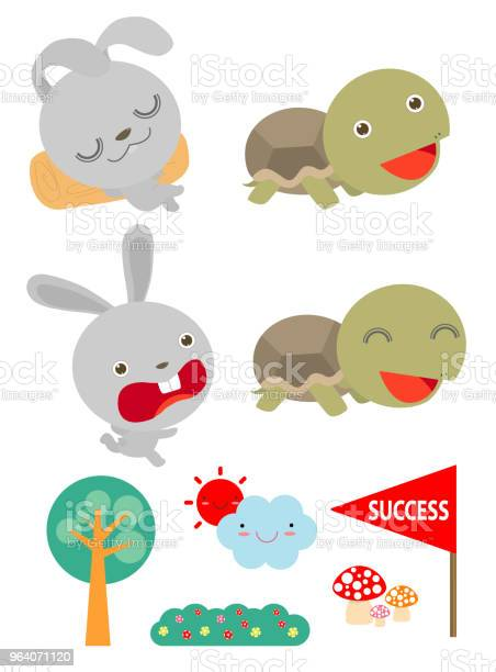 Set of tortoise and the hareturtle and rabbit racing together to win vector id964071120?b=1&k=6&m=964071120&s=612x612&h= gd9sns dhh16rozh3eeeac0gjhaiop4epypplqwsca=