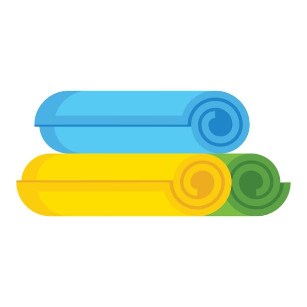 Clip Art Beach Blanket: Royalty Free Towel Clip Art, Vector Images & Illustrations