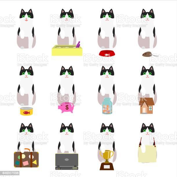 Set of tuxedo cat vector id646327038?b=1&k=6&m=646327038&s=612x612&h=6 zz8btxpczqw6z2gakukcaykwcwlaip2ree3km8ojm=