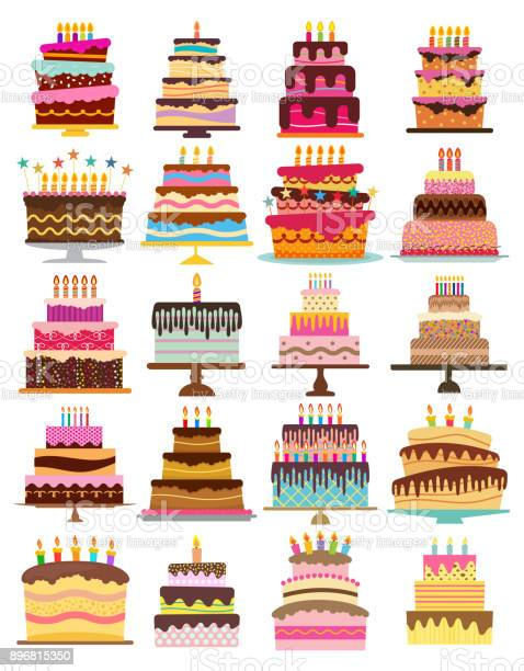 Enjoyable Cake Vector Art Graphics Freevector Com Funny Birthday Cards Online Alyptdamsfinfo