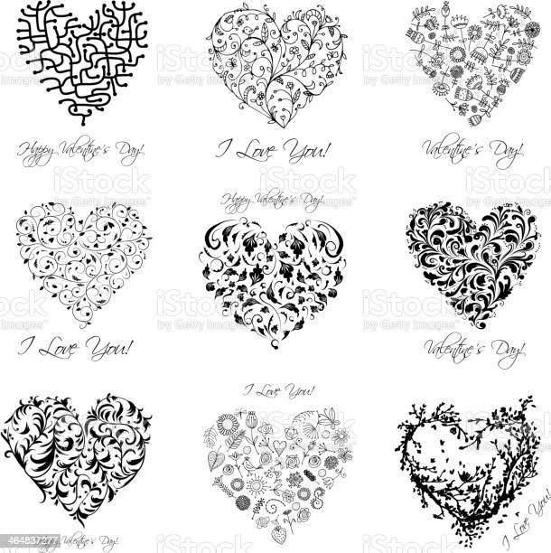 Set of valentine hearts for your design vector id464837277?b=1&k=6&m=464837277&s=612x612&h=544ma7fjlkhbn3l2oai 9aznngulei vqeqqdyogypk=