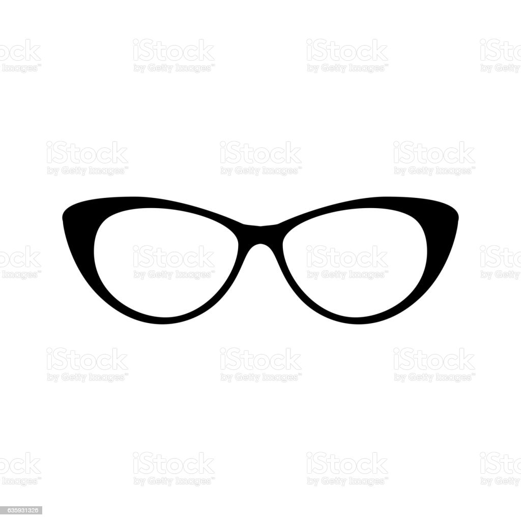 set of various glasses stylish sunglasses for women men and stock rh istockphoto com glasses vector free download glasses vector icon