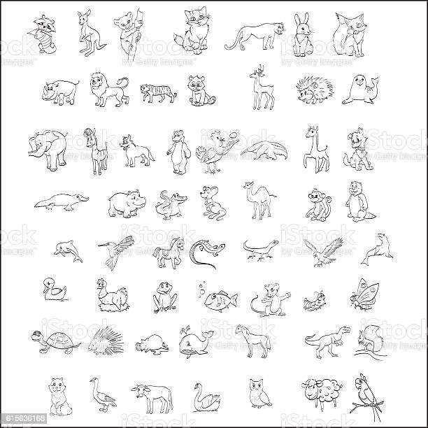 Set of vector animals vector id615636168?b=1&k=6&m=615636168&s=612x612&h=bnkvthwpcpkjwrkm56q0evdmt2vje5vhwedhzenkco4=