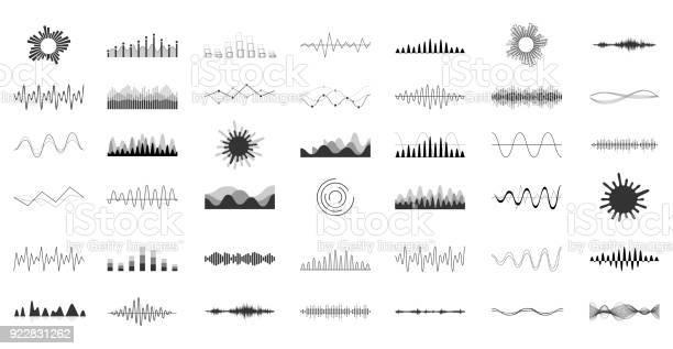 のセットベクトルオーディオ計ます - アイコンセットのベクターアート素材や画像を多数ご用意