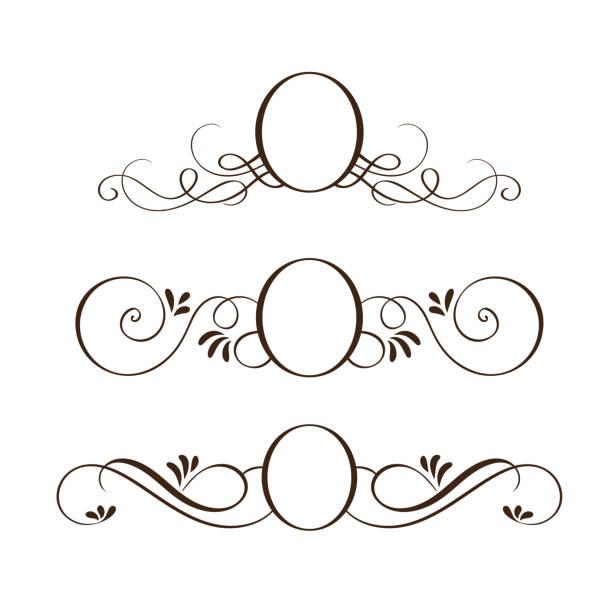 Wedding Monogram Vector Art Graphics Freevector Com