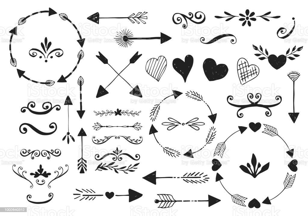 Heart And Arrow Clipart