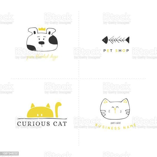 Set of vector hand drawn icons domestic animals label templates for vector id1087348232?b=1&k=6&m=1087348232&s=612x612&h=5heb00rxosuhyov vb dqpoyvuwfxqyhmo adrho07e=