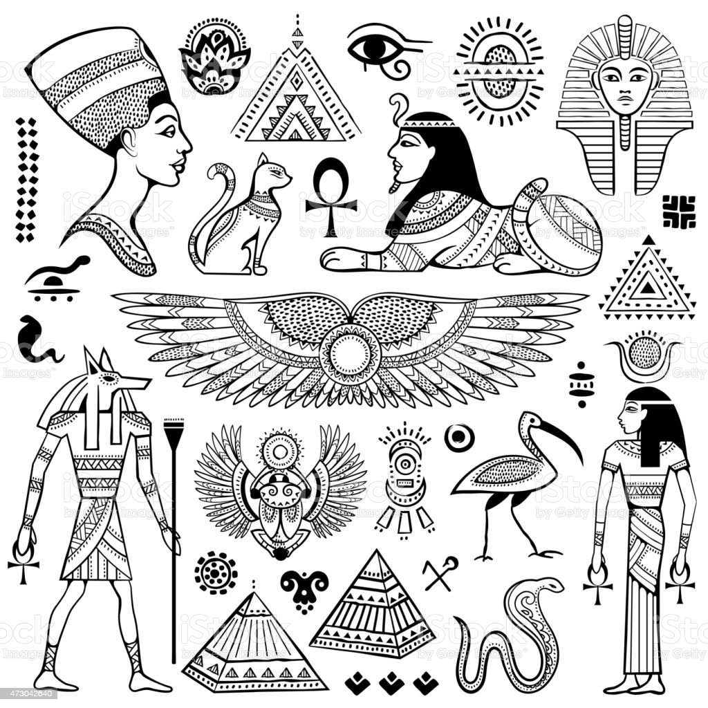 ancient egypt research paper outline