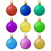Christmas, Christmas Ornament, Christmas Tree, Glass - Material, Metal