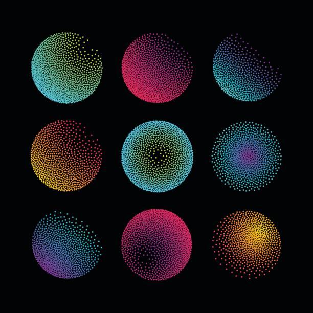 ベクトル図形のセット - 生物学点のイラスト素材/クリップアート素材/マンガ素材/アイコン素材