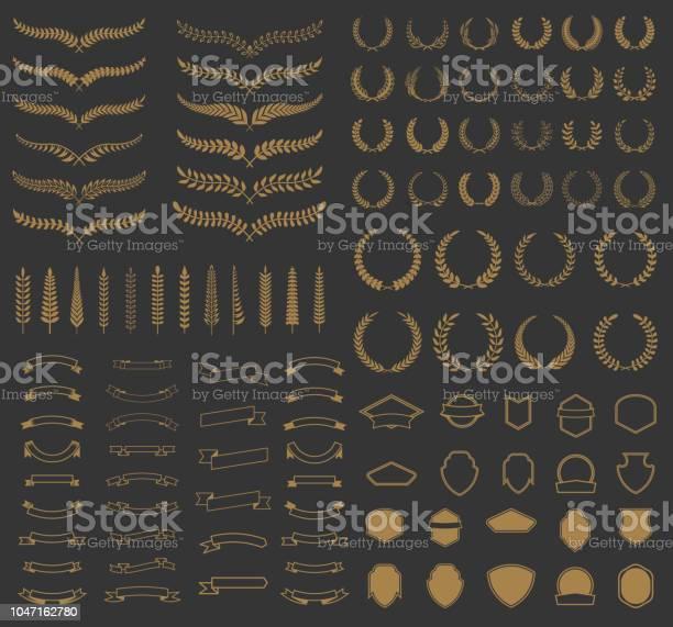 Set of vector wreaths and branches design elements for label emblem vector id1047162780?b=1&k=6&m=1047162780&s=612x612&h=ayxnvadv vdo2niiwrrwtb93zxvzkelqnr e6y9d3ca=
