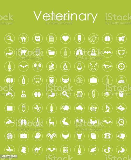 Set of veterinary simple icons vector id697753628?b=1&k=6&m=697753628&s=612x612&h=dveaxtvizghdc2nqoei44kbckiqvewgkb0ac1jtzfso=