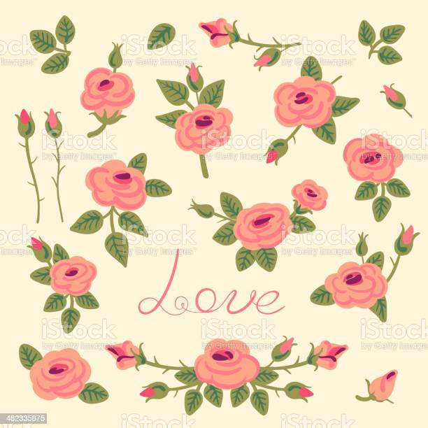 Set of vintage roses for design vector id482335875?b=1&k=6&m=482335875&s=612x612&h=1 29unwd31owwjswc5onrwjradygxf8kgb2rzubqx7q=