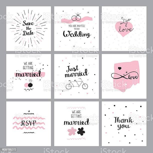 Set of wedding quotes vector id609705272?b=1&k=6&m=609705272&s=612x612&h=dzip4tujonuzhlam4n2po4siemugmr2b1efuyx92nwq=