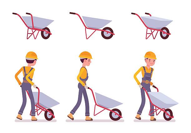 Cartoon Wheelbarrow Illustration PNG, Clipart, Angry Man, Artwork, Business  Man, Cart, Cartoon Free PNG Download