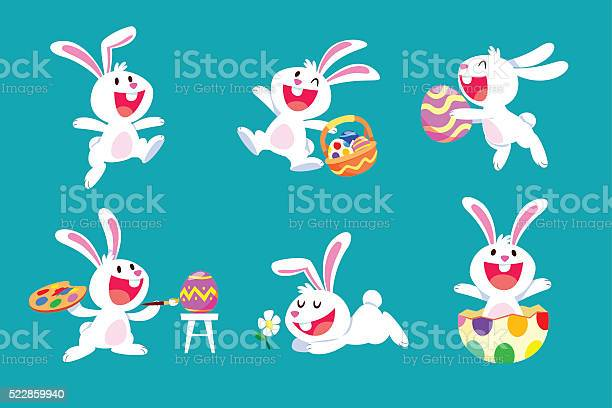 Set of white easter rabbit in different poses vector id522859940?b=1&k=6&m=522859940&s=612x612&h=ob6binbtb9o96 9fspclsz82h5vkc0tjlyh9unsxgui=