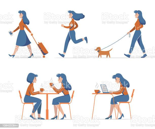 Set of woman activities vector illustration vector id1084032644?b=1&k=6&m=1084032644&s=612x612&h=isrvmswelxdk egohxta2a0qvpgi1ergiuju8ckeoiw=