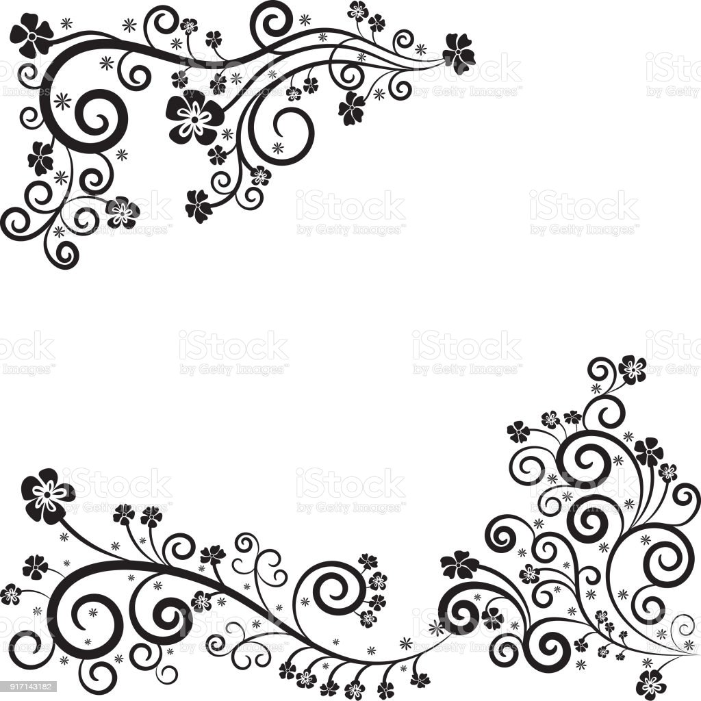 set or collection of vector filigree flourishes for design rh istockphoto com free vector flourishes and swirls free vector flourishes illustrator