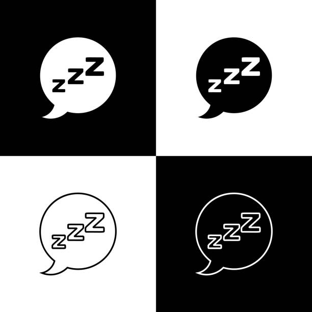 Best Sleepless Night Quotes Illustrations, Royalty-Free ...