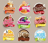 Food, Farm Fresh, Pizza, Fresh, Juice, Grill, Chocolate, Coffee, Smoothie, Honey, Bakery, Candy, Milk, Sign, Symbol