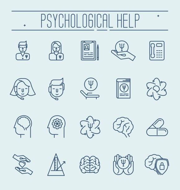 Royalty Free Mental Health Professional Clip Art Vector Images