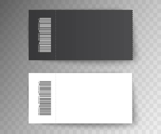 설정된 표 서식 파일입니다. 투명 한 배경에 고립. 추상적인 그래픽 요소입니다. 벡터 일러스트 레이 션 - 티켓 스텁 stock illustrations