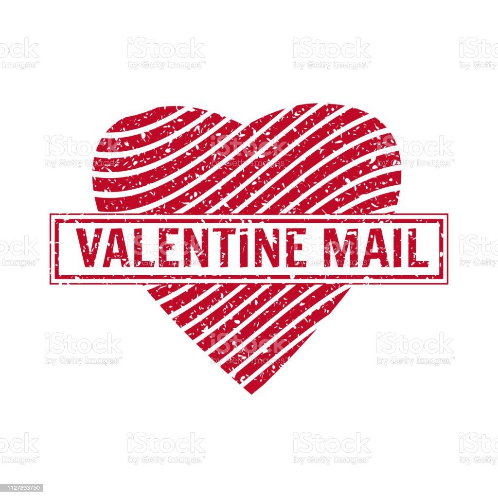 Set Valentine S Day And Wedding Romantic Love Postage Stamp